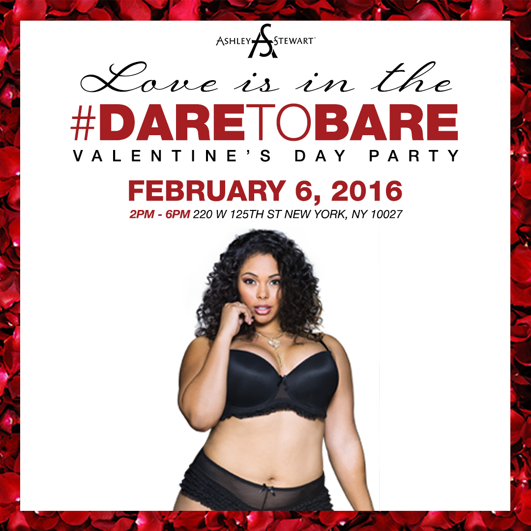 Ashley Stewart Dare To Bare